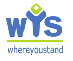 Where You Stand Logo