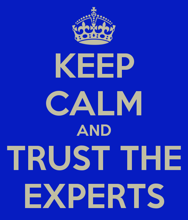 keep-calm-and-trust-the-experts